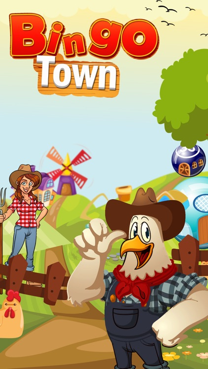 Town Bingo - Bingo Game screenshot-0