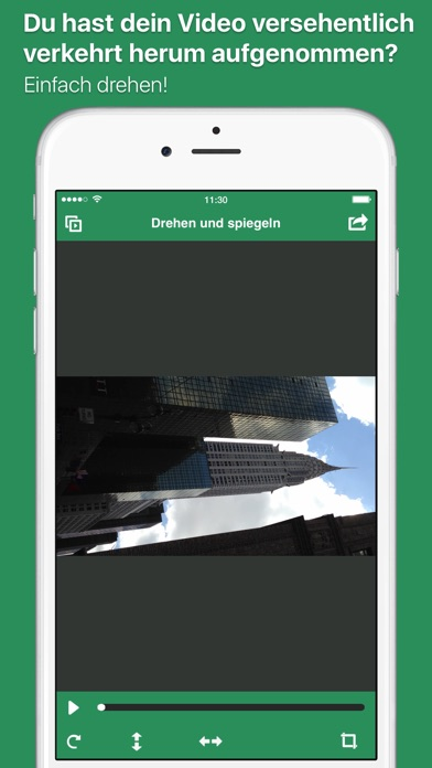 Video Drehen - Video Rotate And Flip Screenshot