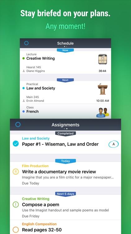 iStudiez LITE - Homework, Schedule, Grades screenshot-0