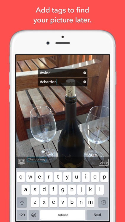 hashpic - Your reference picture note app.