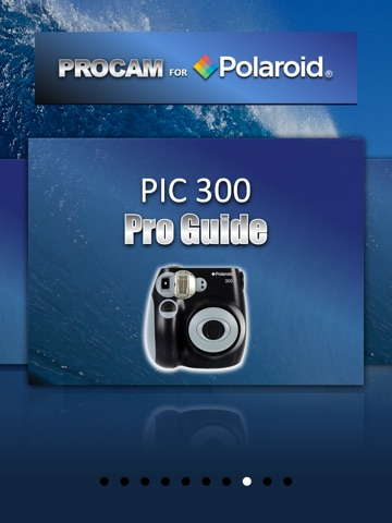 PROCAM for Polaroid XS, Cube, X300 and Snap Series-ipad-4
