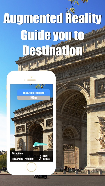 Paris travel guide with offline map and ratp rer metro transit by BeetleTrip