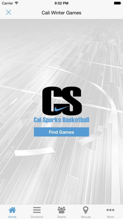 Cal Sparks Basketball