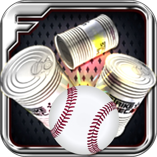 Can Knockdown Striker Game Pro