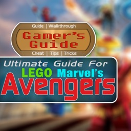 Gamer's Guide for Lego Marvel's Avengers