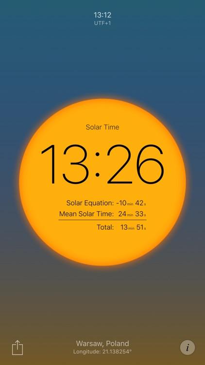Solar Time screenshot-4