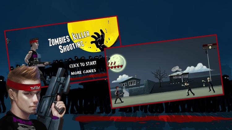 Zombies Killer: Shooting
