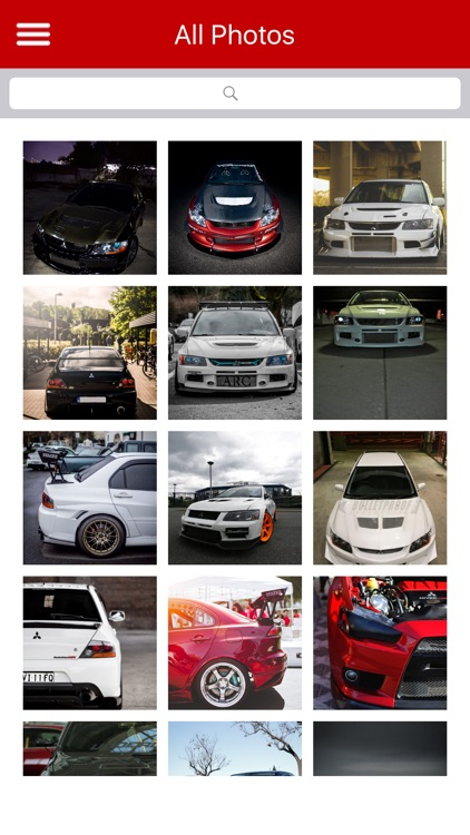 HD Car Wallpapers - Mitsubishi Lancer Evolution Edition