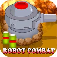Activities of Robot Combat - Defense Shooting Game