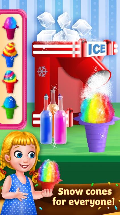 Fair Food Maker Game - Make Yummy Carnival Treats screenshot-4