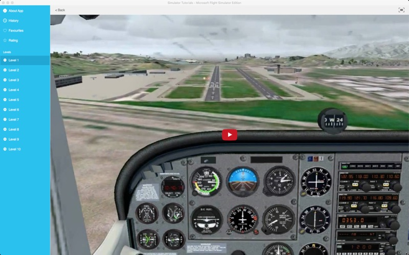 Simulator Tutorials - Microsoft Flight Simulator Edition | App Price Drops