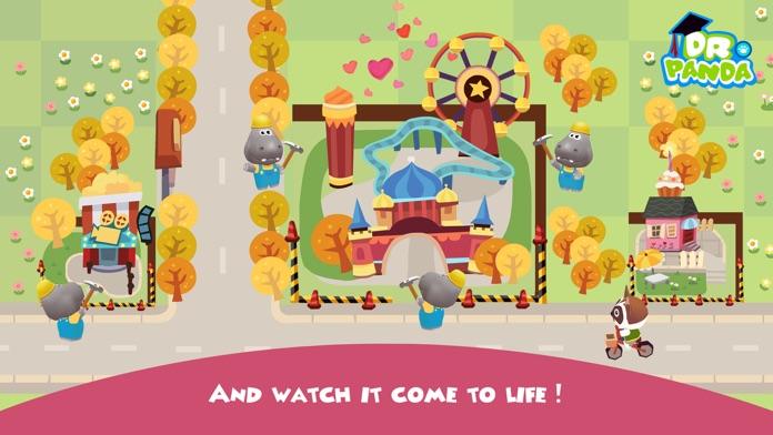 Hoopa City Screenshot