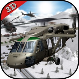 Stealth Helicopter War 2016
