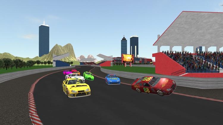 Super Stock Car Racing 3D