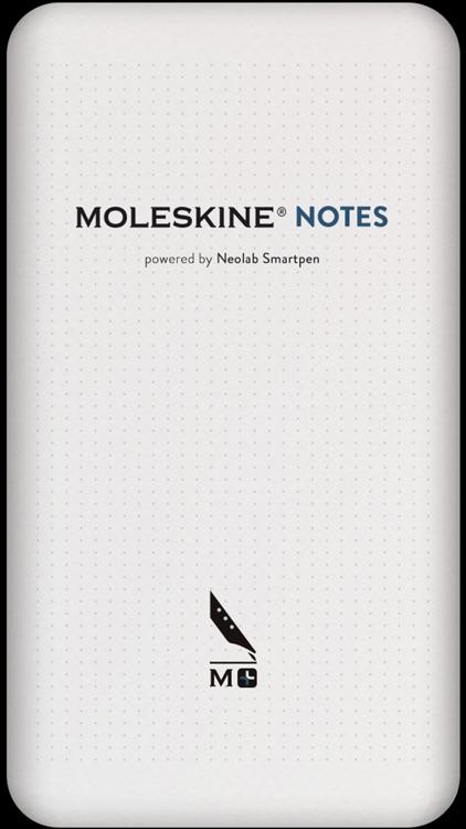 Moleskine Notes - part of the Smart Writing Set