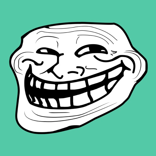 Troll Face Edit - Funny pics with photo editor & picture effects