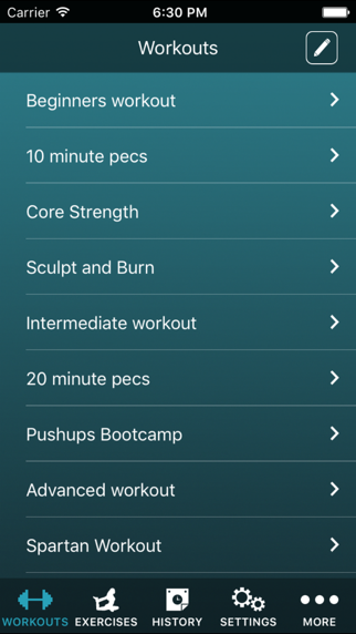 Push up Pro - Fitness Workouts for Upper Strengthのおすすめ画像1