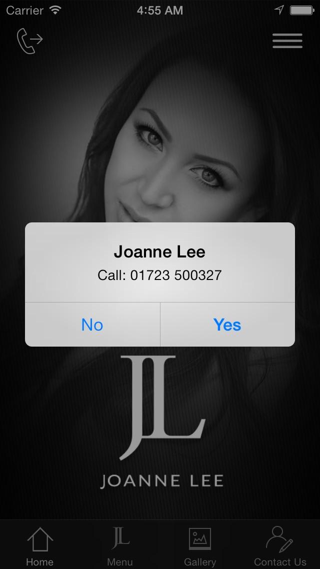 Joanne Lee Screenshot