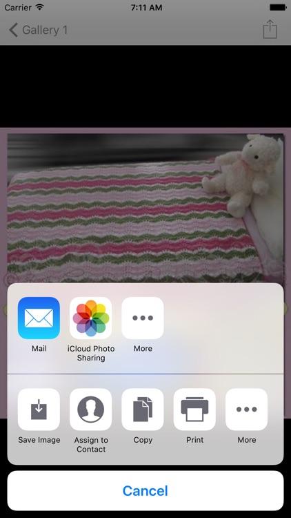 Free Knitting Patterns screenshot-3