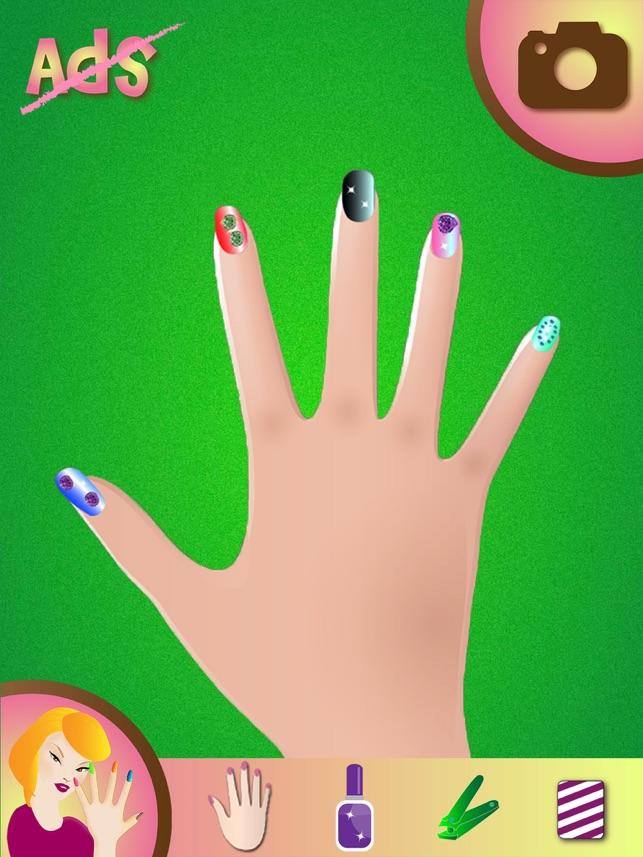 Arte de uñas estudio de cambio de imagen – Salón de manicura y ...