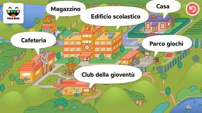 Screenshot for Toca Life: School in Italy App Store