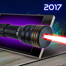 Laser 2017 Simulator Joke