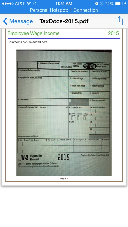 Tax Docs screenshot-2