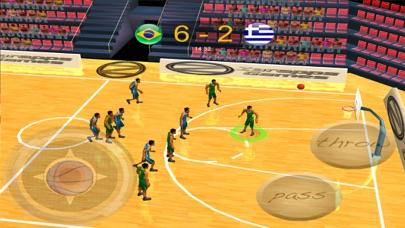 バスケットボール世界2014のスクリーンショット3