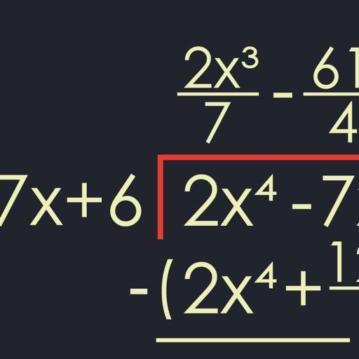 【数学工具】多项式除法
