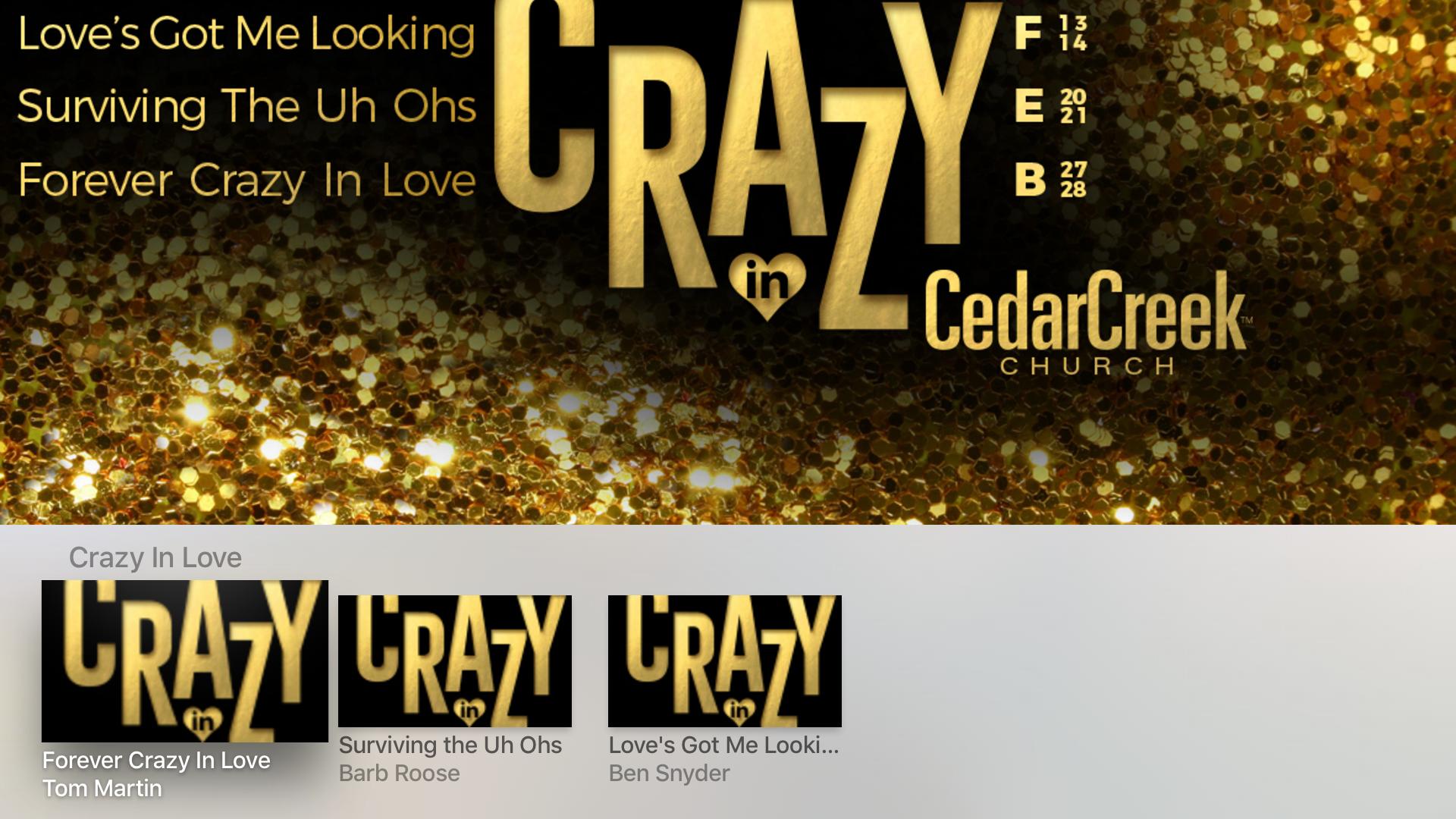 CedarCreek Church App screenshot 8
