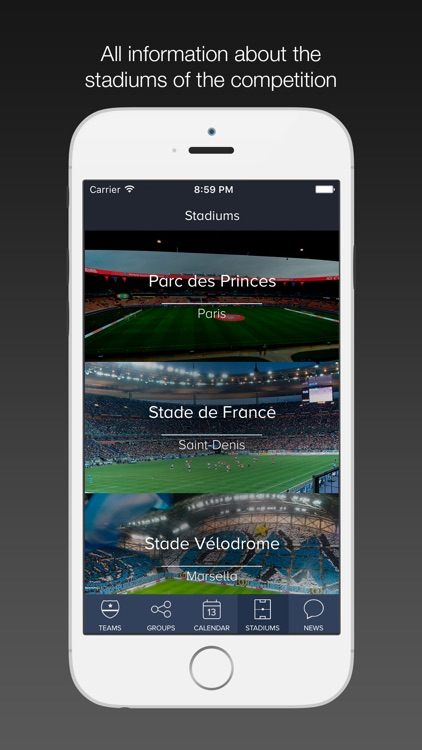 France 2016 Pro / Scores for Euro Cup - Euro 2016 screenshot-4