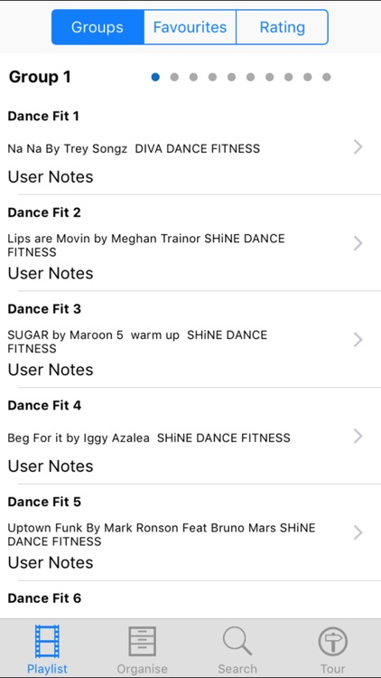 Dance Fit screenshot-1