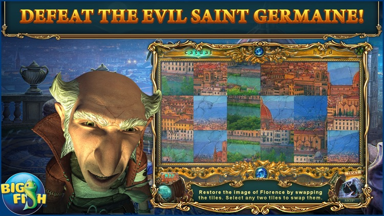 Haunted Legends: The Dark Wishes - A Hidden Object Mystery (Full) screenshot-2