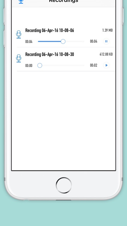 Voice Recorder. Record meetings. Audio Recorder screenshot-3
