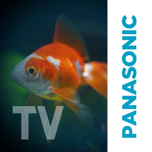 Aquarium for Panasonic Smart TVs