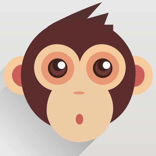 Monkey Super Jump - Bounce Balloon Battles icon