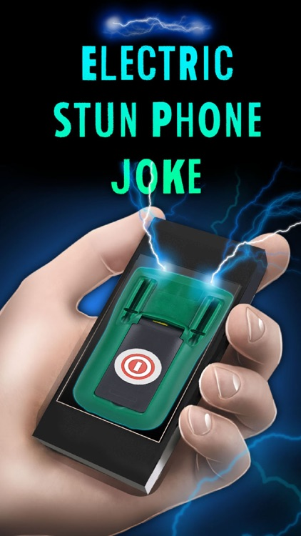 Electric Stun Phone Joke