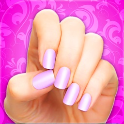 Pink Nails Fashion Salon – Diy Manicure In 3D Design.s And Play Modern Nail.art Game For Girls