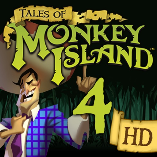 Tales Of Monkey Island Complete