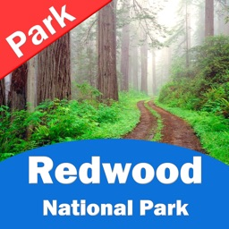 Redwood National Park – GPS Offline Park Map Navigator