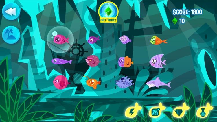 Hungry Fish Evolution