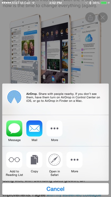 appn'wire® screenshot-4