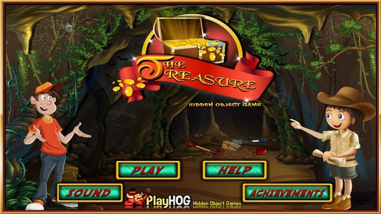 Treasure Hidden Object Games