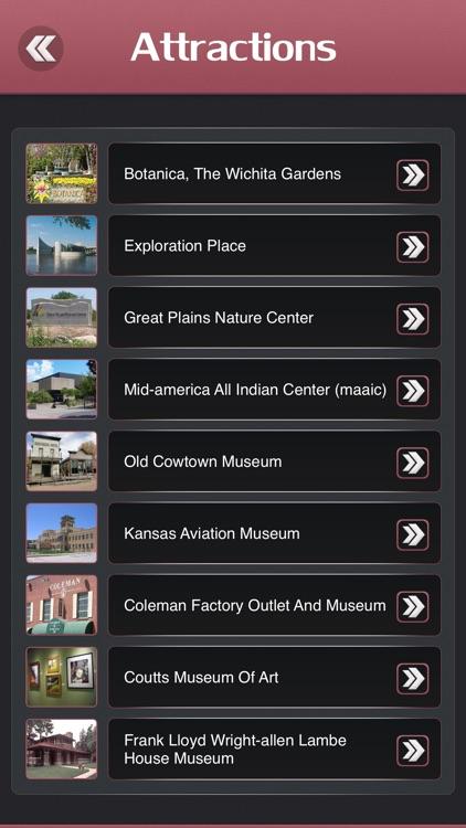 Wichita City Travel Guide