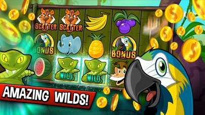 Screenshot #10 for Slots Surprise - 5 reel, FREE casino fun, big lottery bonus game with daily wheel spins