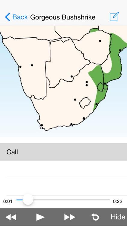 Sasol eBirds of Southern Africa screenshot-3