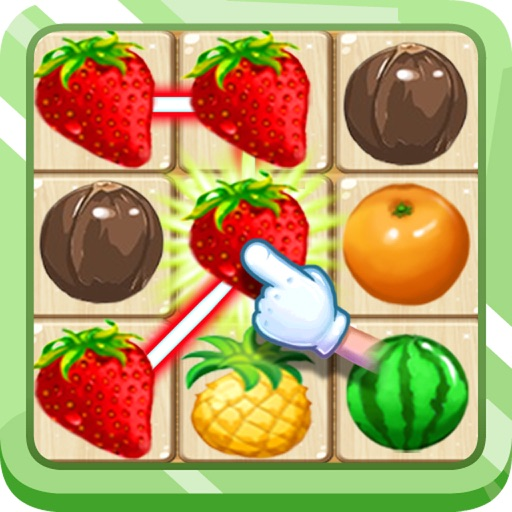 Adventure Fruit Connect Mania icon