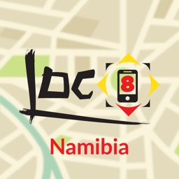 Loc8 - Namibia's First Location Based Advertising Platform.