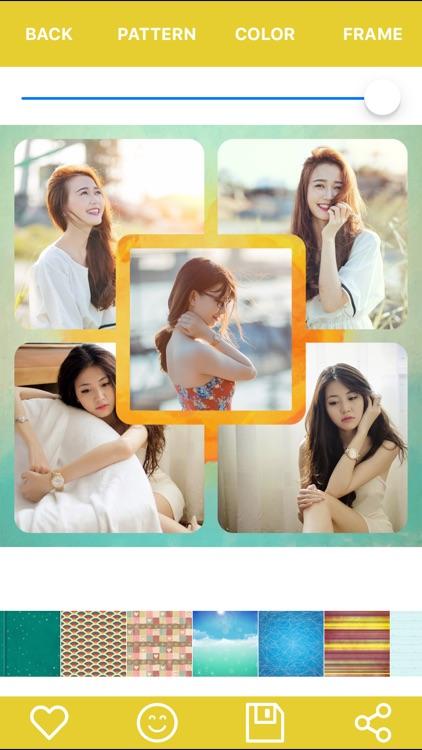 Chụp Hình Hàn Quốc - Ghép Ảnh Đẹp - Ghép Ảnh Năm Mới