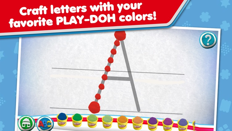 PLAY-DOH Create ABCs screenshot-0